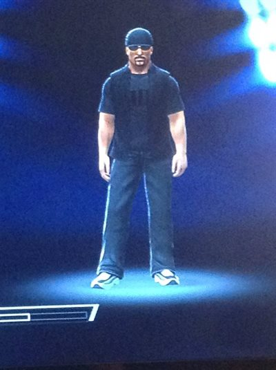 Venger Prime in WWE 2K15 by Joey Mackay