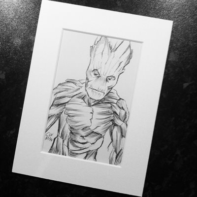 Groot by Christopher Masson