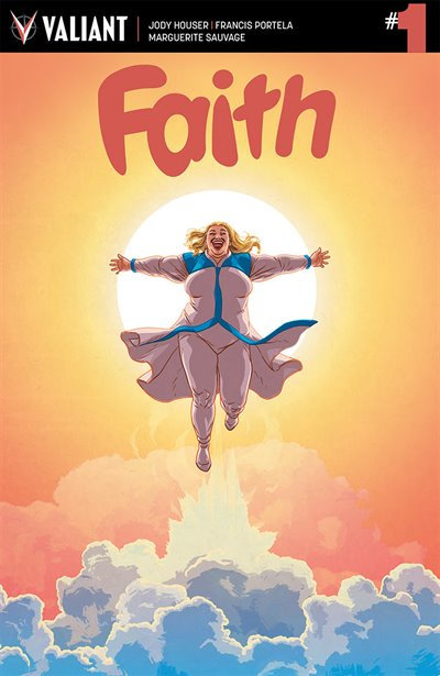 Faith #1 Advance Review