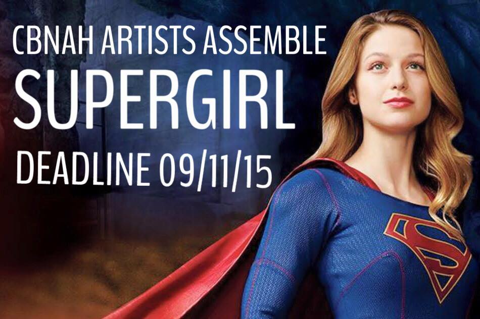 ARTISTS ASSEMBLE - SUPERGIRL