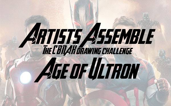 Artists Assemble : Age of Ultron