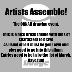 Artists Assemble! Image.