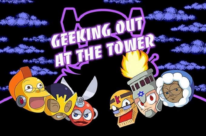 Geeking Out at the Tower Podcast Episode 26: The Summer Catch Up One