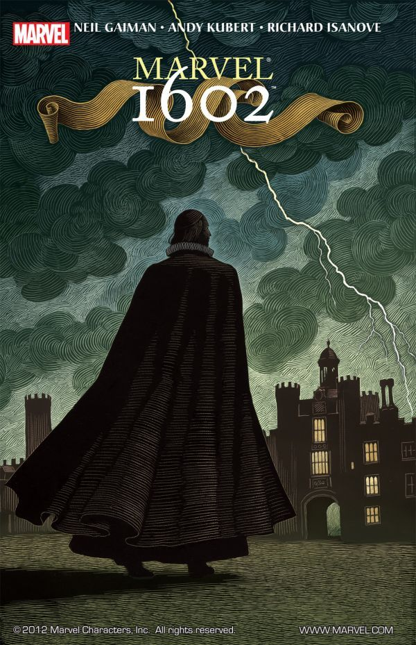 Marvel Unlimited Gets Grisbyed: Marvel 1602