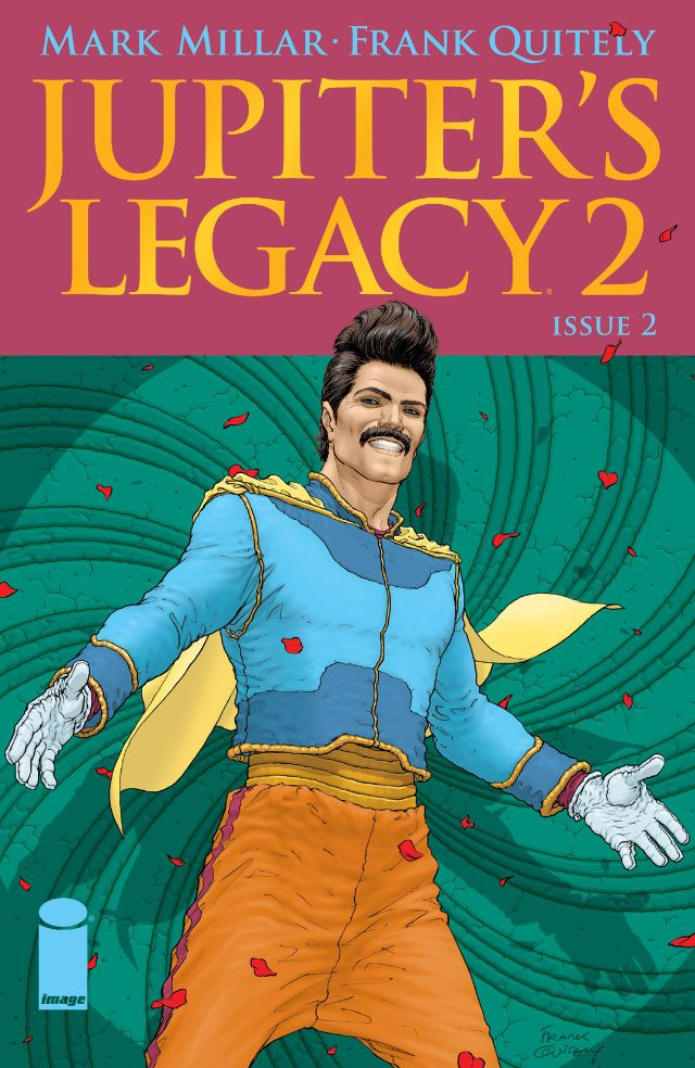 JUPITER'S LEGACY Vol. 2 #2 Review