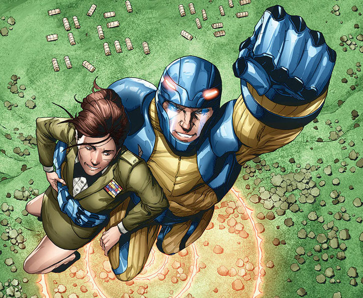 X-O MANOWAR #43 Preview