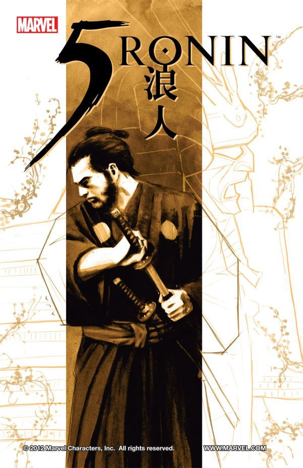 Marvel Unlimited Gets Grisbyed: 5 Ronin