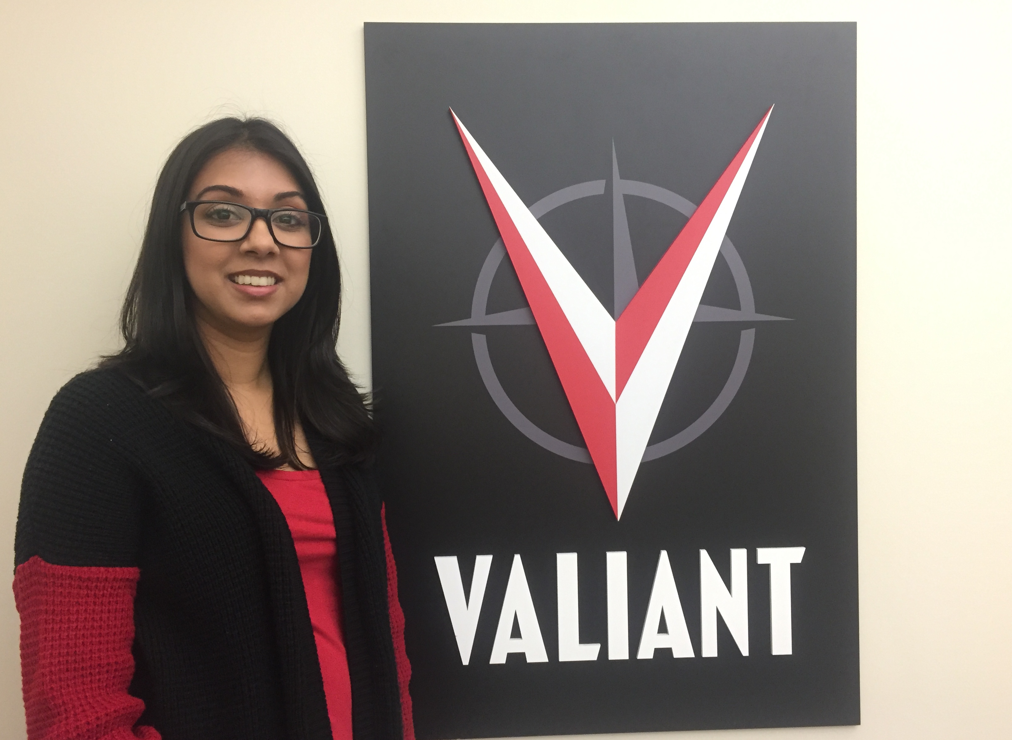 Valiant Entertainment Appoints Geeta Singh as Licensing Manager