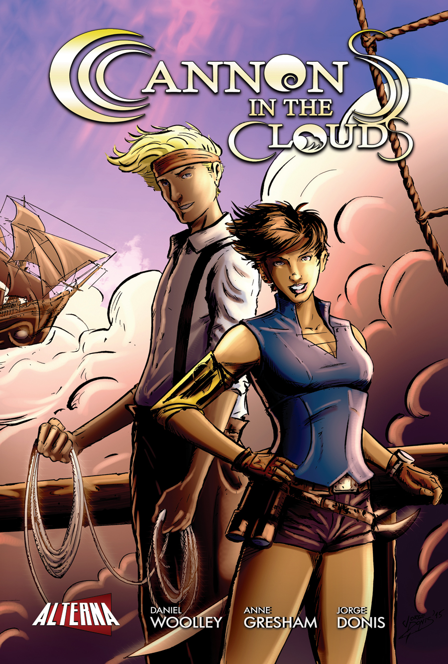 Advance Preview: Cannons in the Clouds