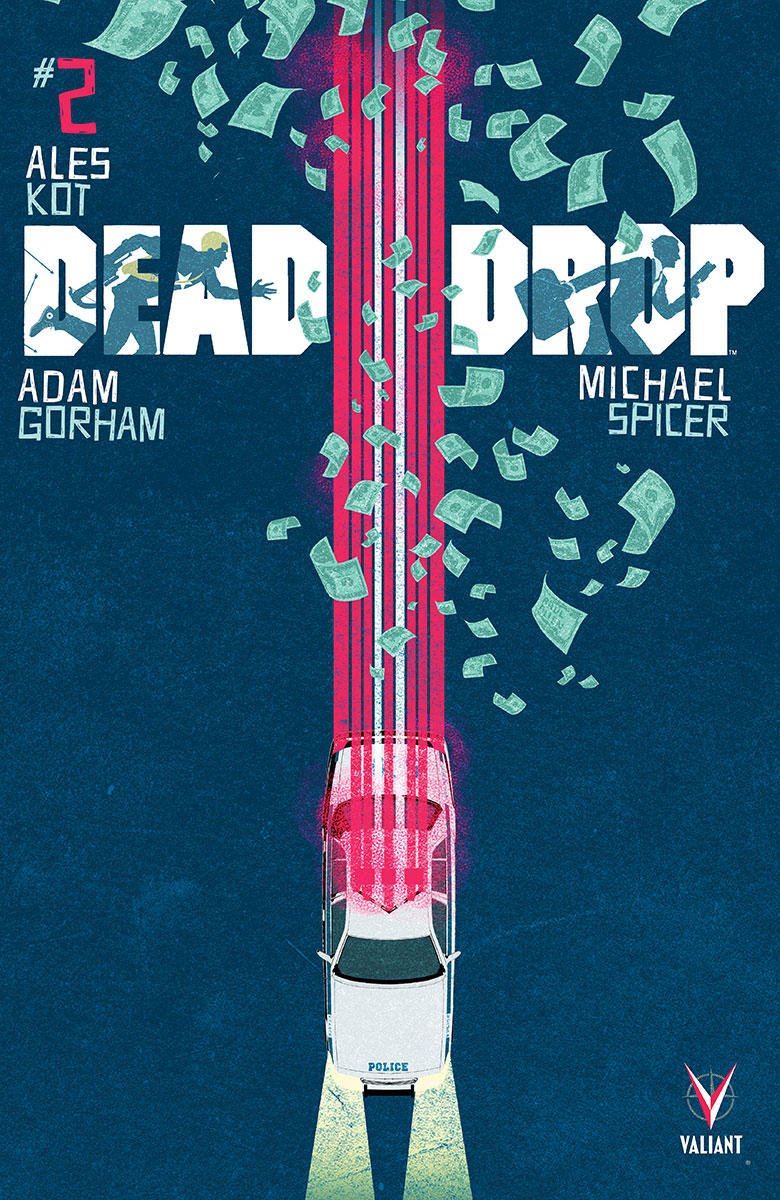 DEAD DROP #2 (of 4) Preview