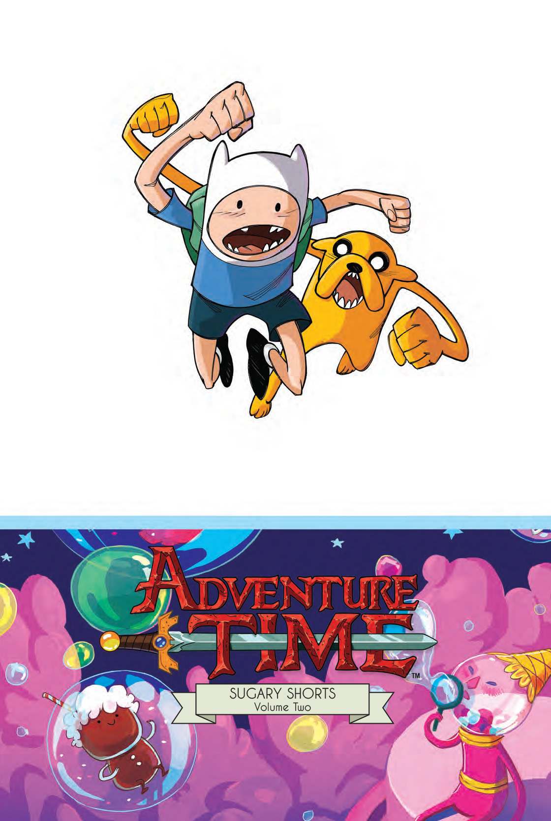 Adventure Time: Sugary Shorts Volume 2 Mathematical Edition HC Preview