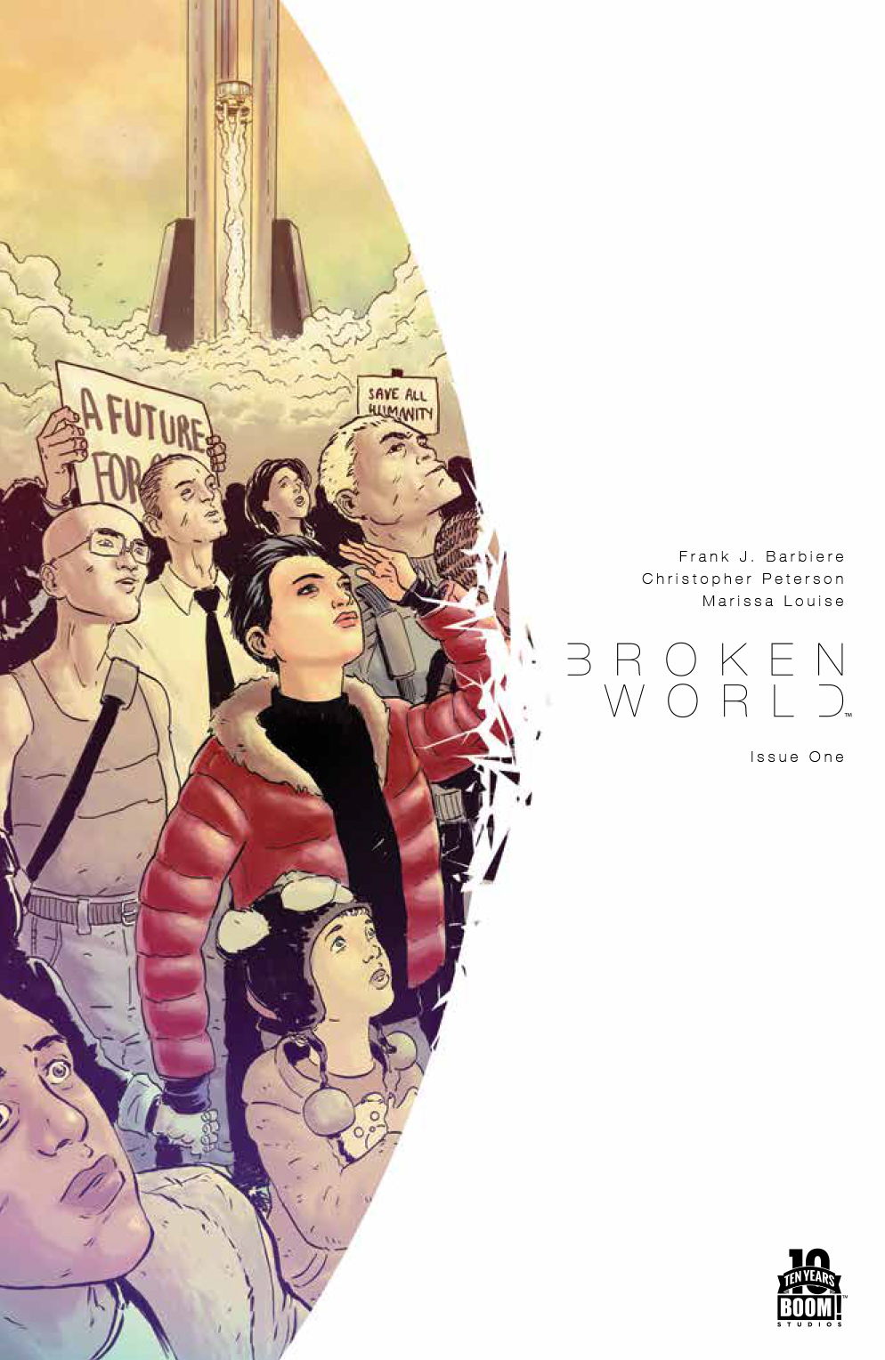 Broken World #1 (of 4) Preview