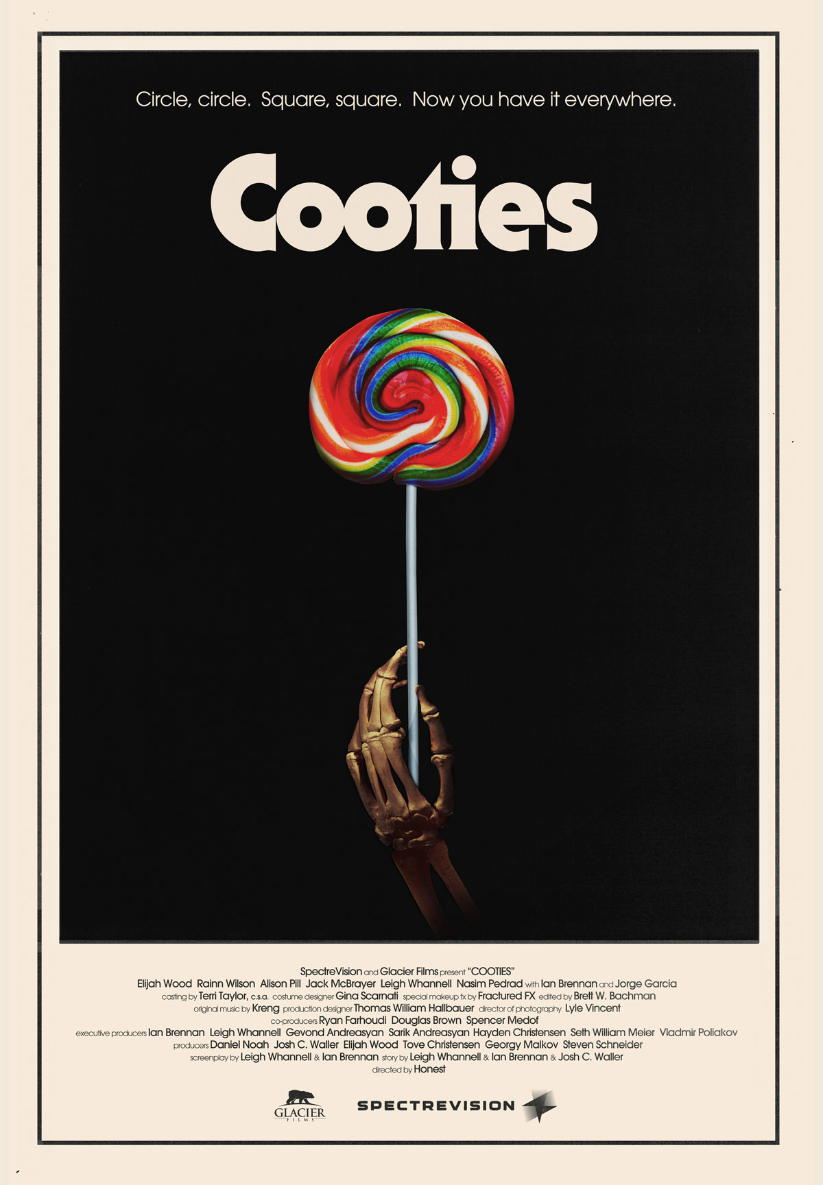 Elijah Wood and Rainn Wilson Battle Against Zomibe Kids in 'Cooties'