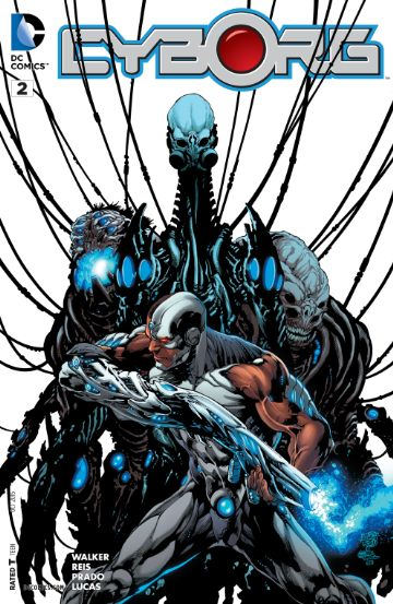 Cyborg #2 Review