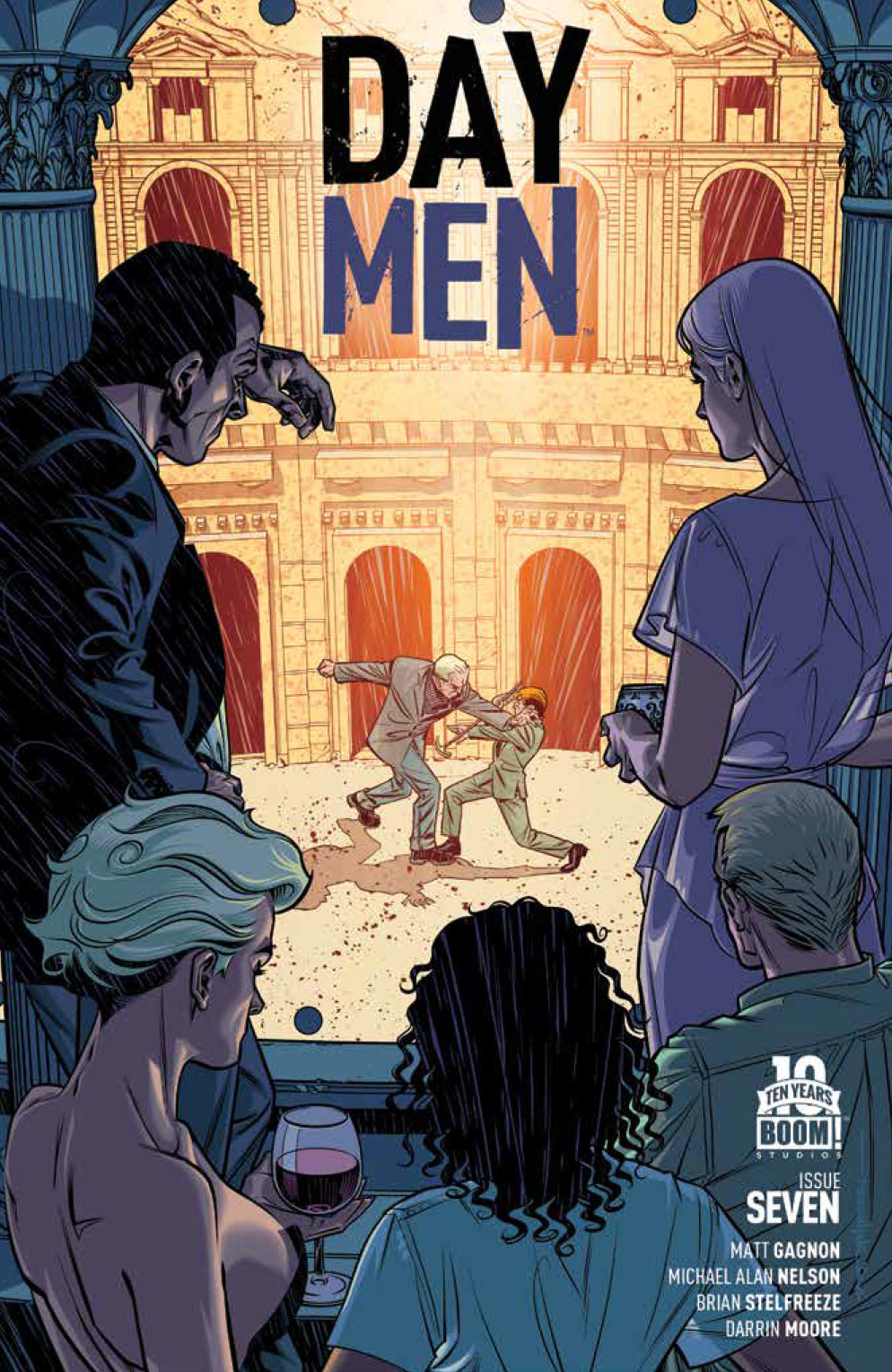 Day Men #7 Preview