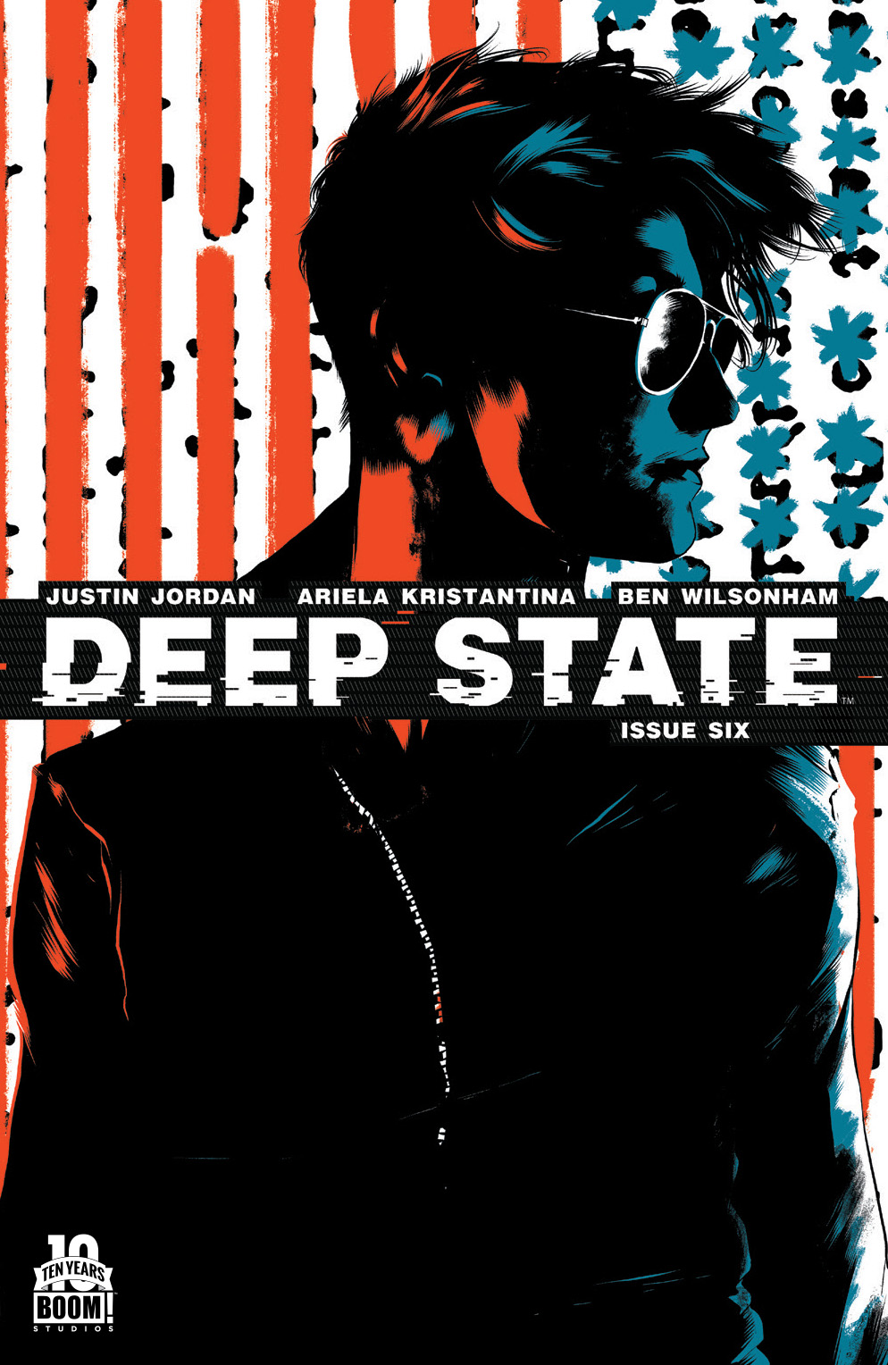 Deep State #6 Preview