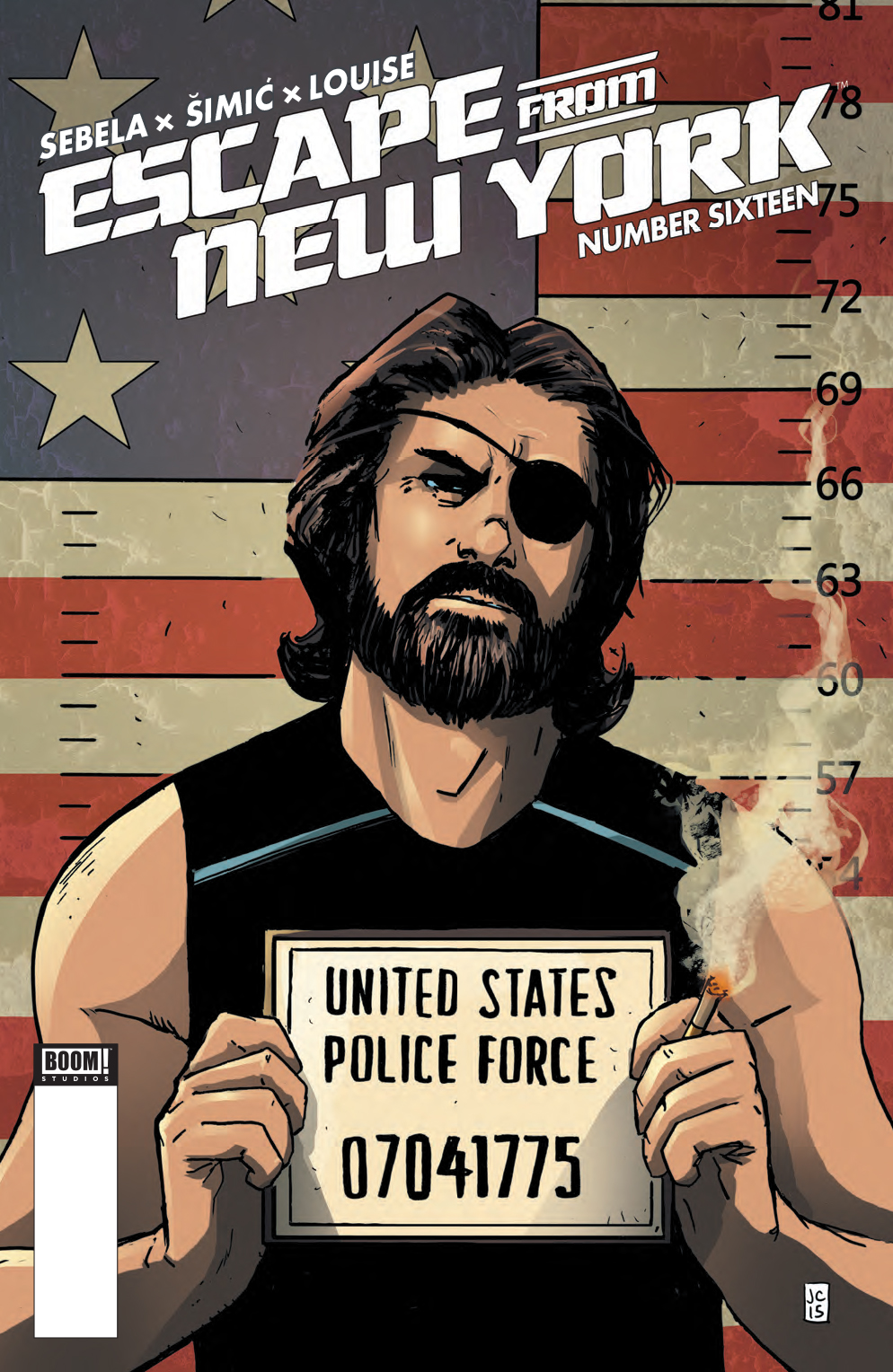 Escape from New York #16 - Final Issue Preview