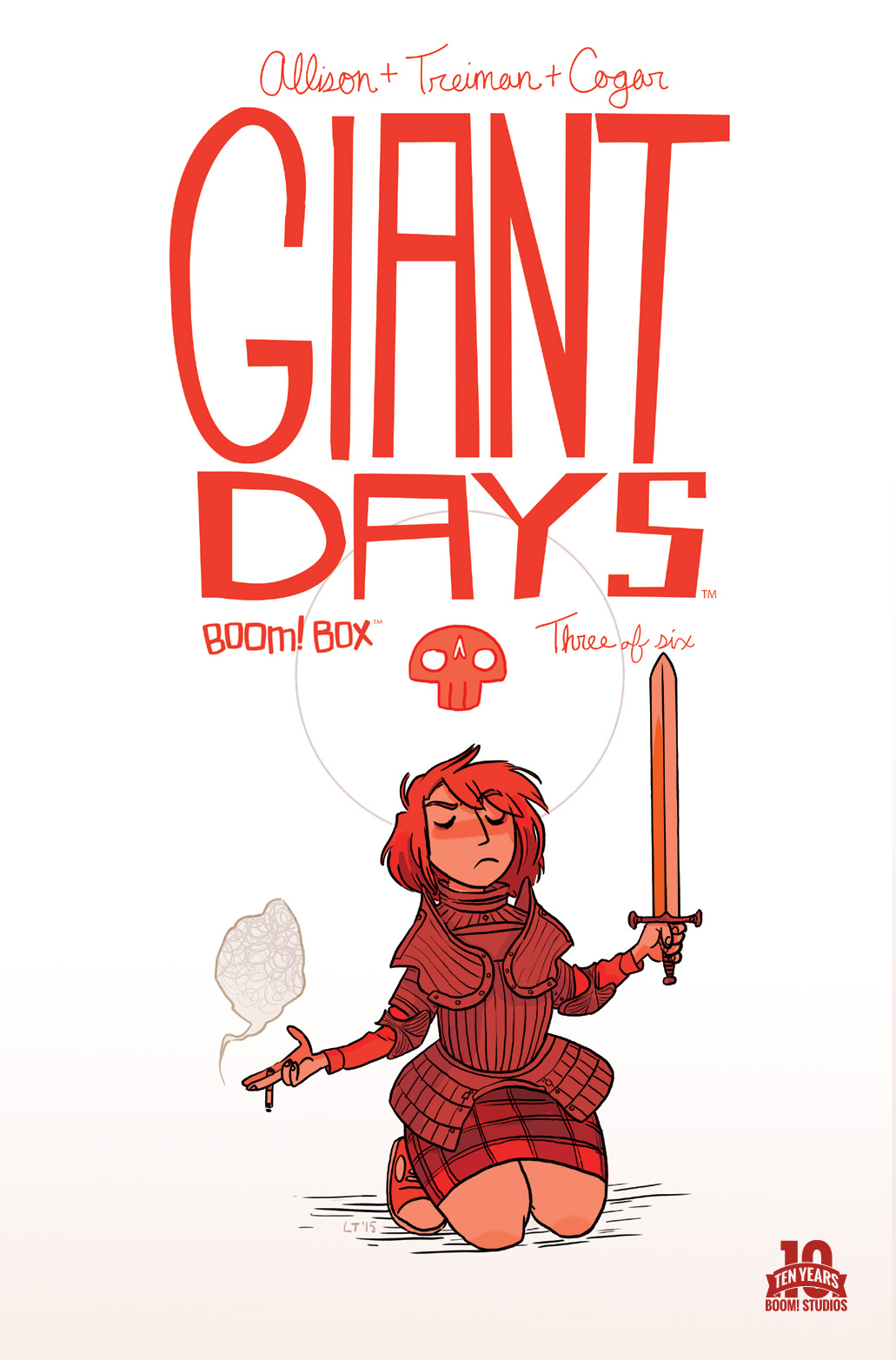 Giant Days #3 Preview