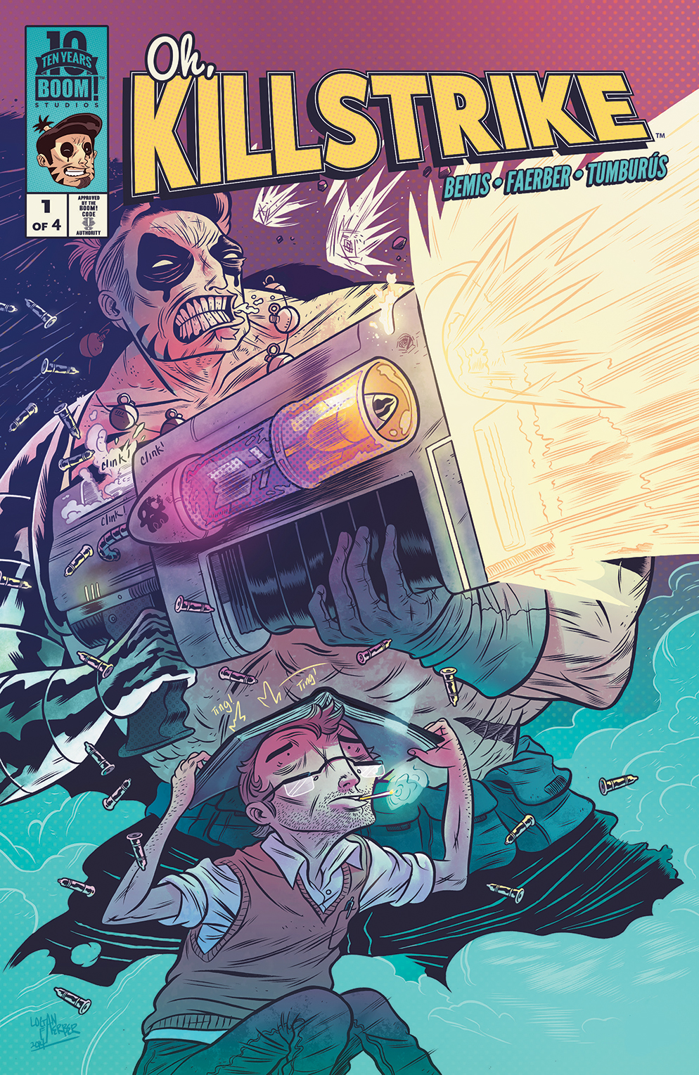 Oh, Killstrike #1 (of 4) Preview