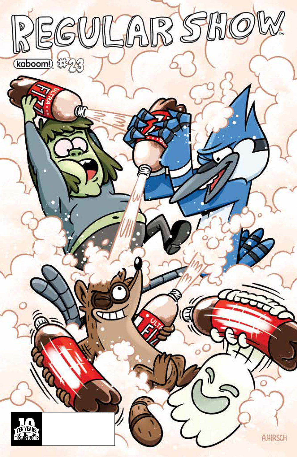 Regular Show #23 Preview