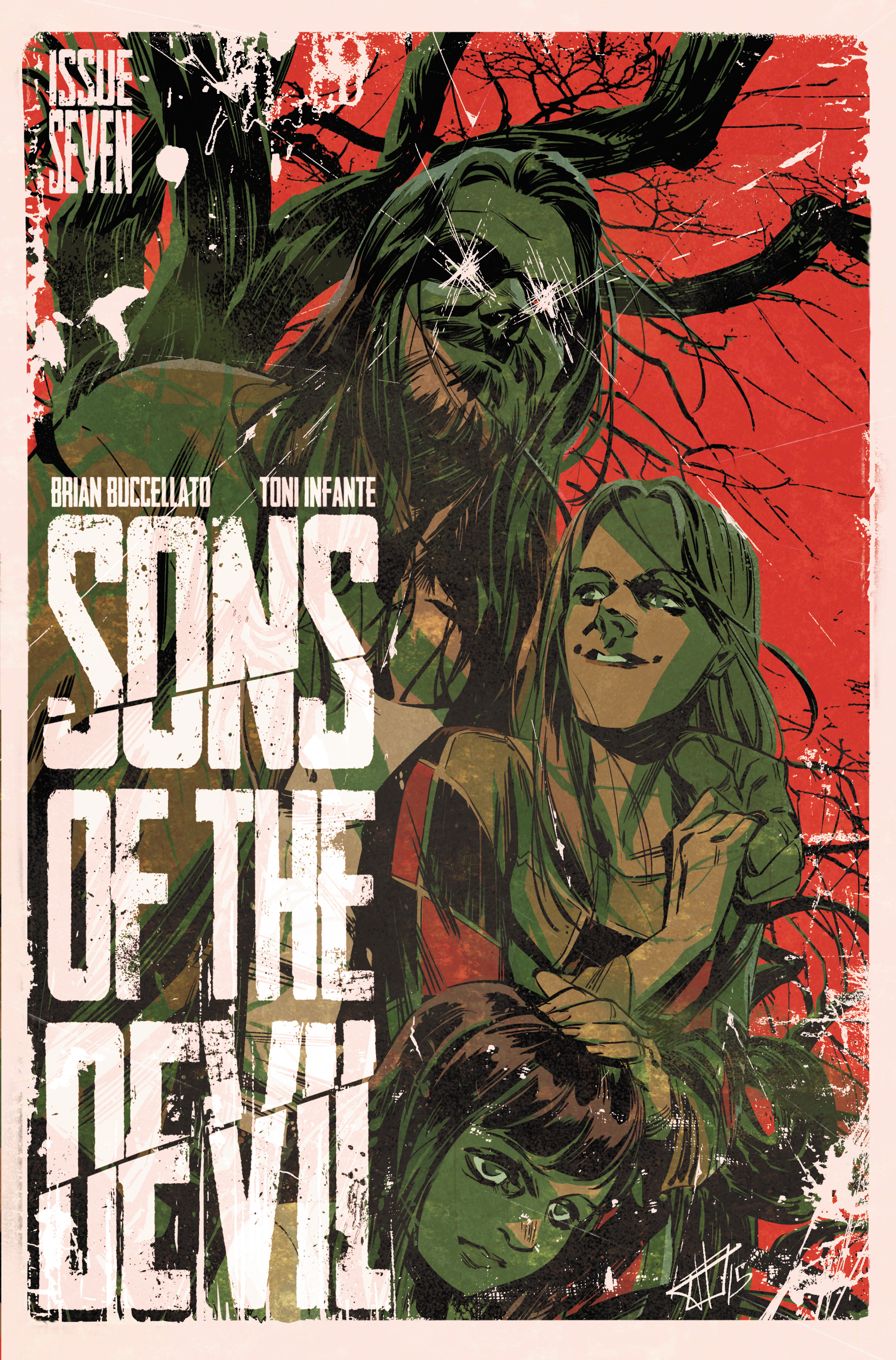 Sons of the Devil #7 Preview