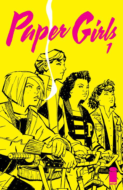 Paper Girls #1 Quick Review