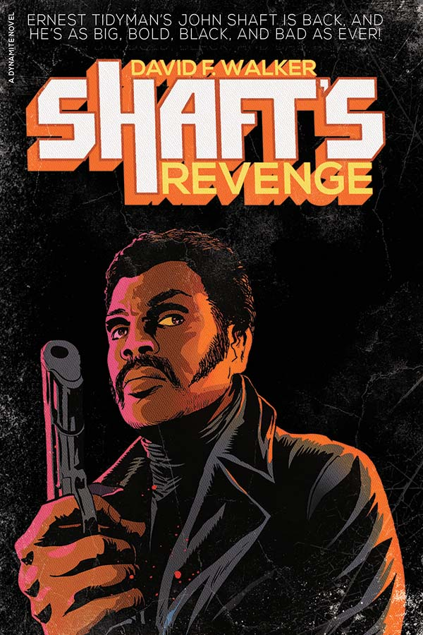 Shaft Returns in Brand New Comic Book Series and Novel, Debuting in Black History Month