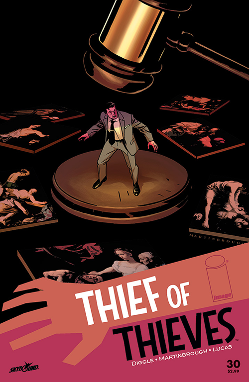 THIEF OF THIEVES #30 Preview