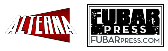FUBAR PRESS now an official imprint of ALTERNA - MOTHER RUSSIA #1 of 3 hits comic shelves and digital