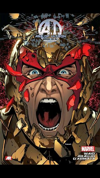 Marvel Unlimited Gets Grisbyed: Age of Ultron: AI #10
