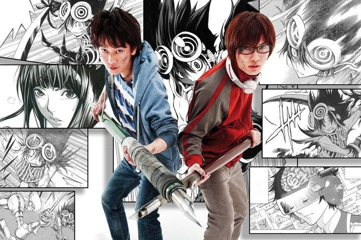 CBNAH @ FILM FESTIVAL FANTASIA 2016 Review: BAKUMAN