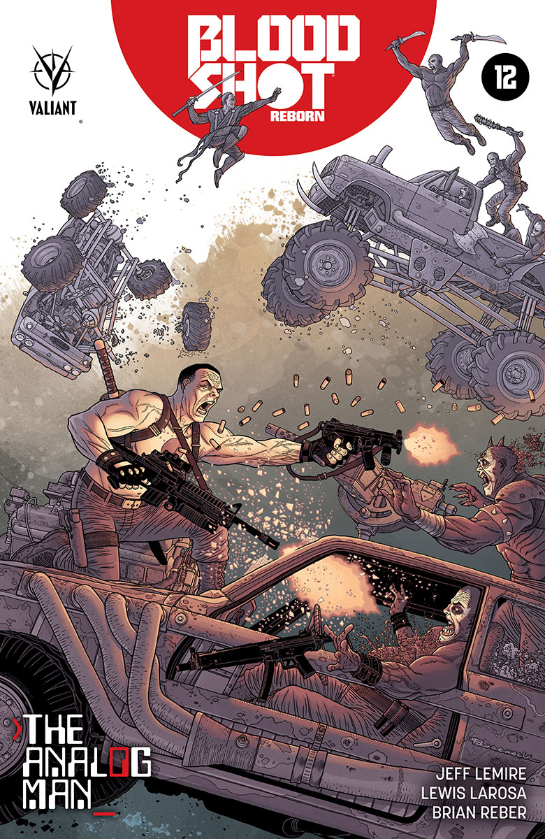 Advance Preview: Bloodshot Reborn #12