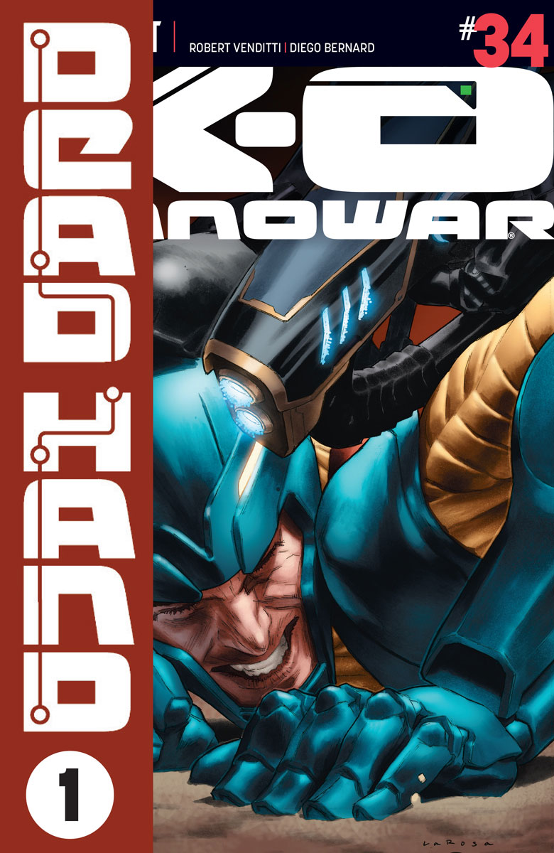 Valiant Advance Sneak Peeks for March 2015 – NINJAK #1 | THE VALIANT #4 | IMPERIUM #2 | And More!‏