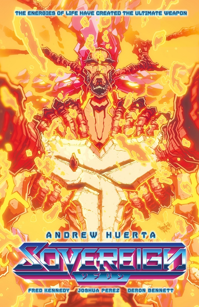Trust In Sovereign: Interview with Andrew Huerta