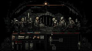 Path into the Darkest Dungeon: Interview with Chris Bourassa