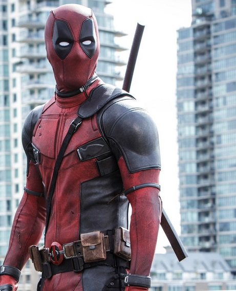 Deadpool Trailer for Official Trailer for Tomorrow
