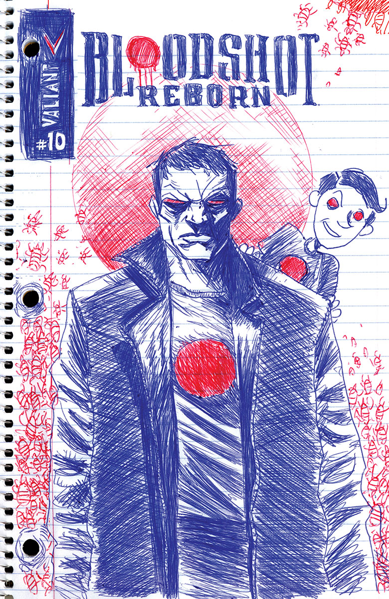 Bloodshot Reborn #10 Preview