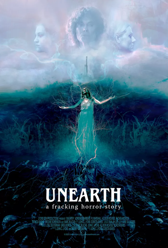 Fantasia 2020: Unearth Review