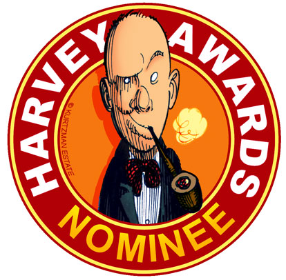 2016 Harvey Awards Nominees Announced and Valiant Takes Over