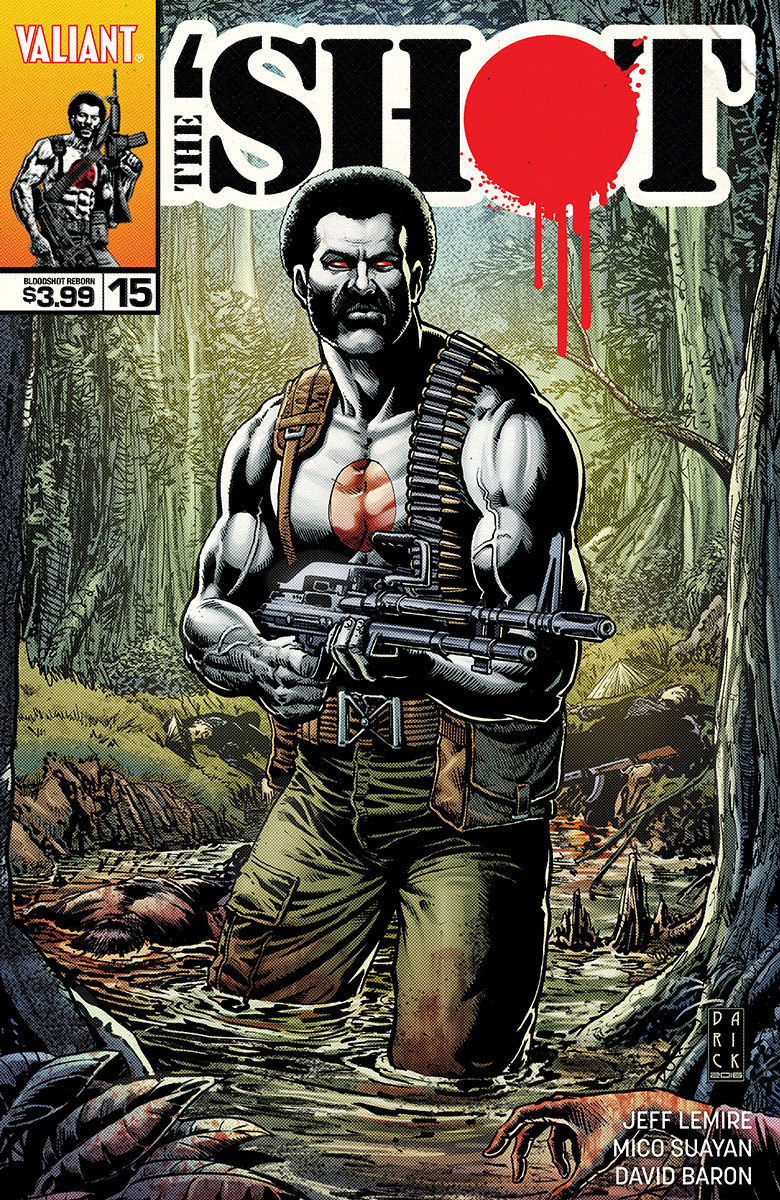BLOODSHOT REBORN #15 Preview