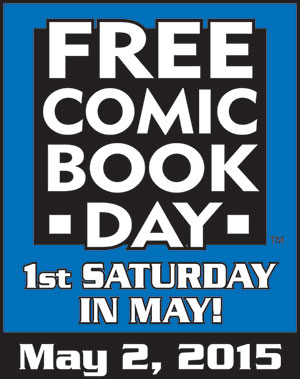 Doctor Who FCBD 2015 Preview