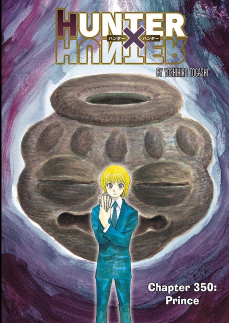 Hunter x Hunter Chapter 350 & 351 Review
