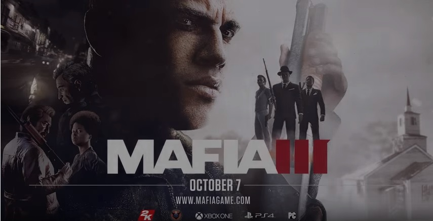 New Trailer and Release Date for Mafia III