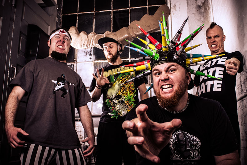 PSYCHOSTICK New Music Video Bruce Campbell and Touring News