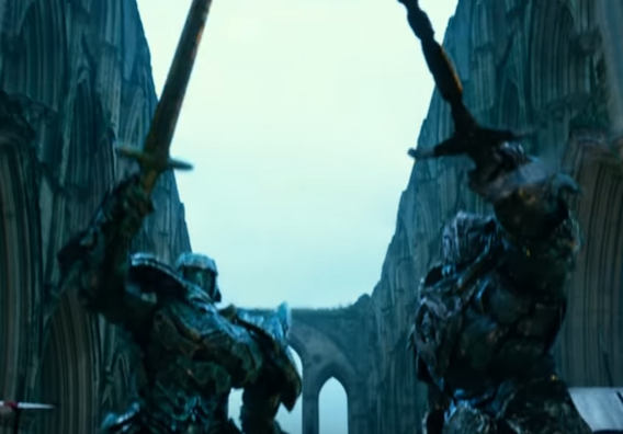New Transformers: The Last Knight Trailer Shown at MTV Awards