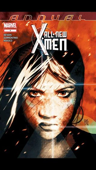 Marvel Unlimited Gets Grisbyed: All-New X-Men Annual #1